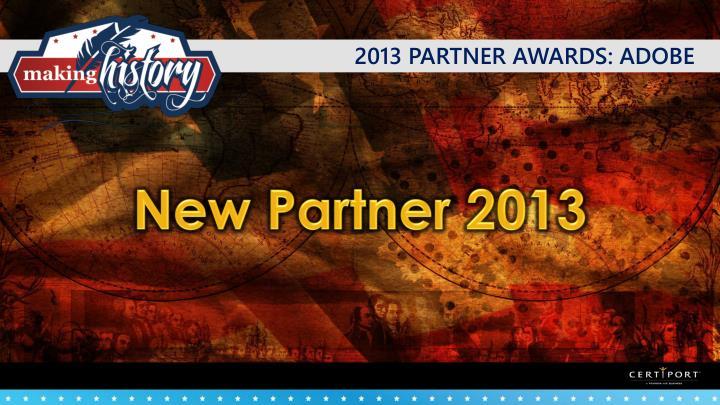 2013 PARTNER