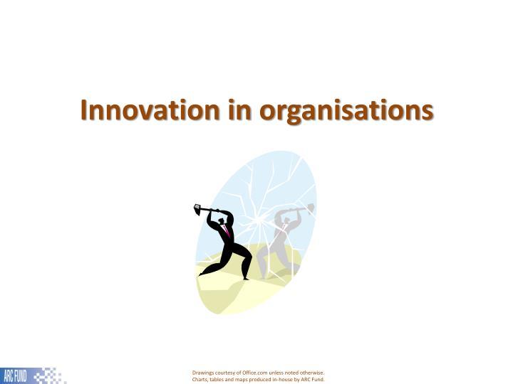 Innovation in
