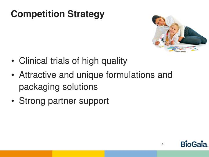 Competition Strategy