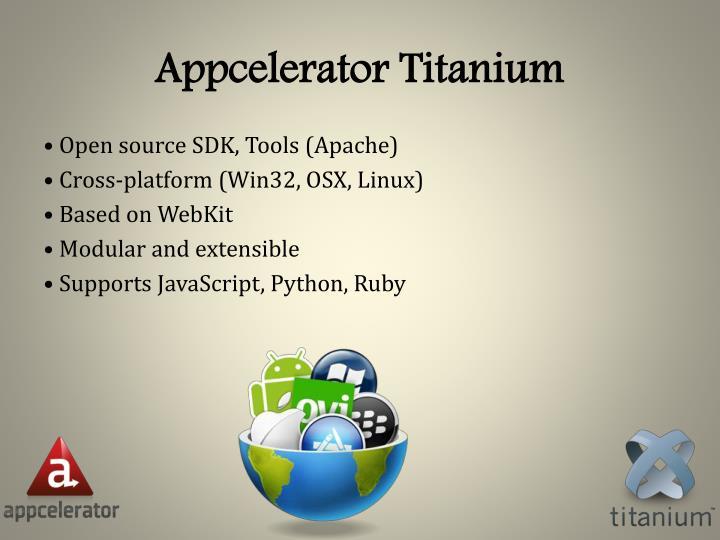 Appcelerator Titanium