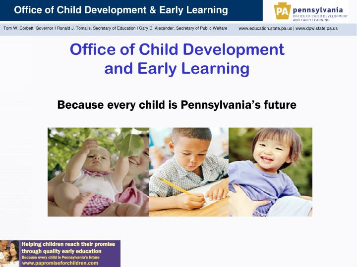 Office of Child Development