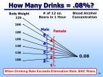 how many drinks 08