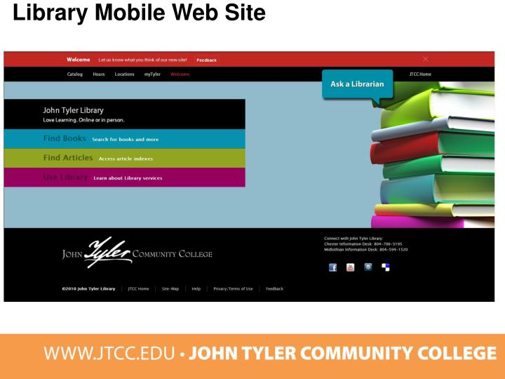 Library Mobile