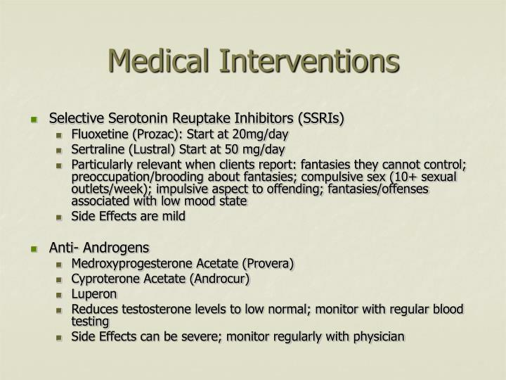 Medical Interventions