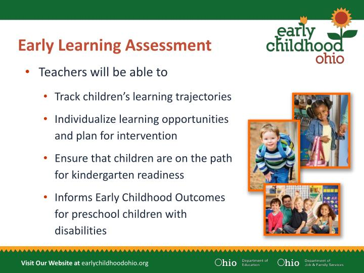 Early Learning Assessment