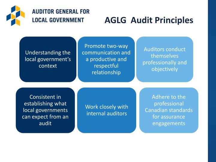 AGLG  Audit Principles