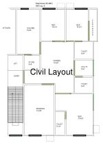 civil layout