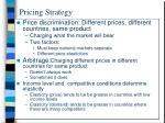 pricing strategy1
