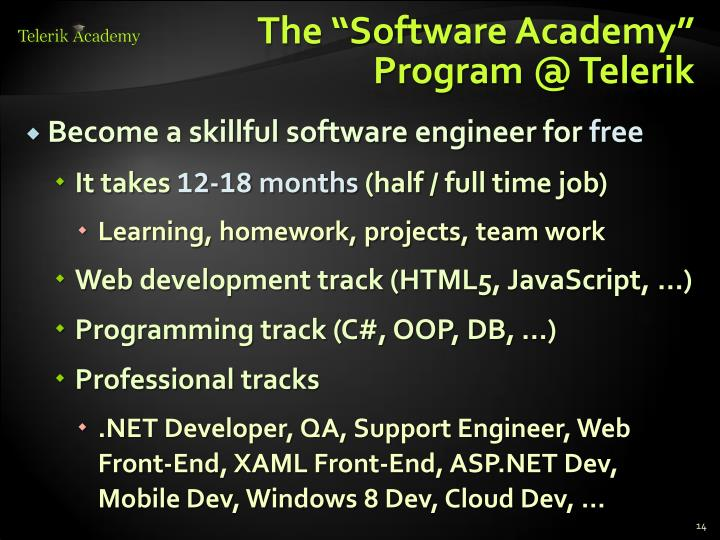 "The ""Software"