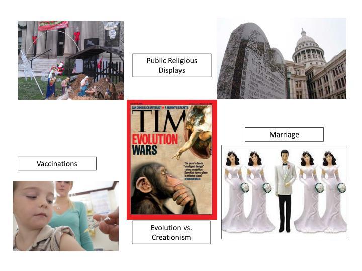 Public Religious Displays
