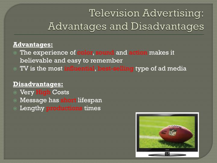 Television Advertising: