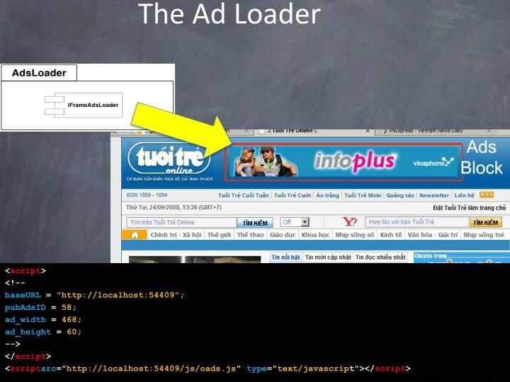 The Ad Loader