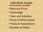 individual supply1