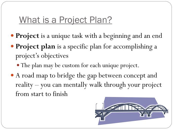 What is a Project Plan?