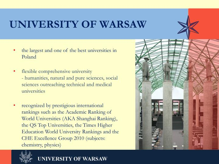 University of warsaw1