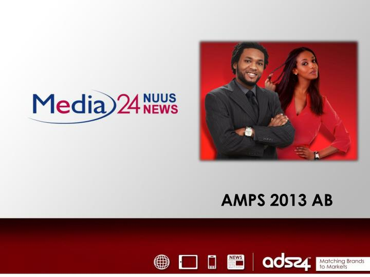 AMPS 2013 AB