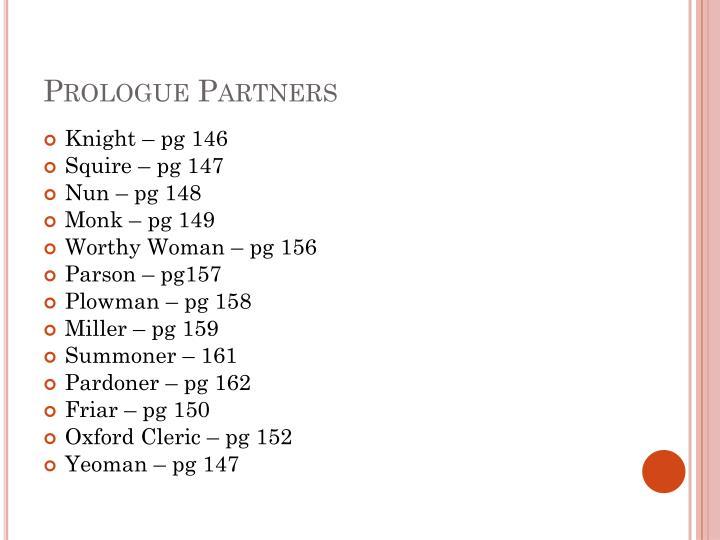 Prologue Partners