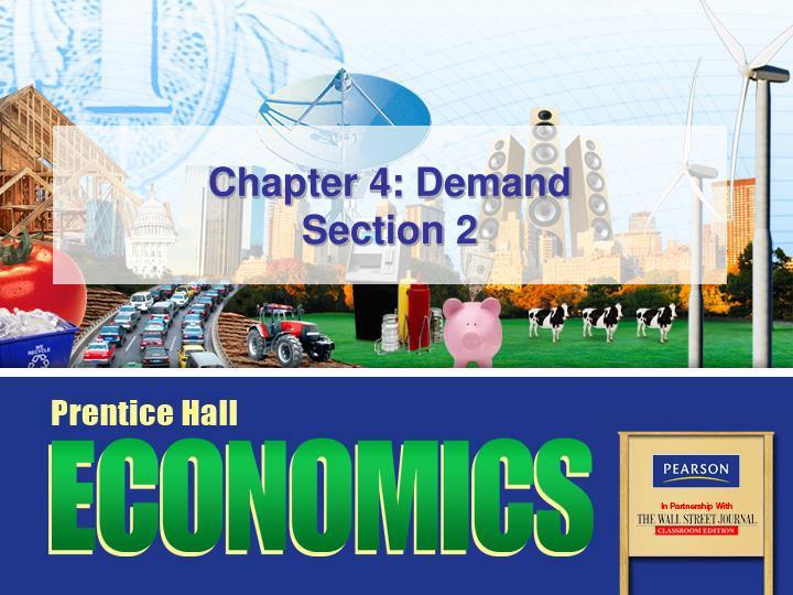Chapter 4: Demand