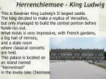 herrenchiemsee king ludwig