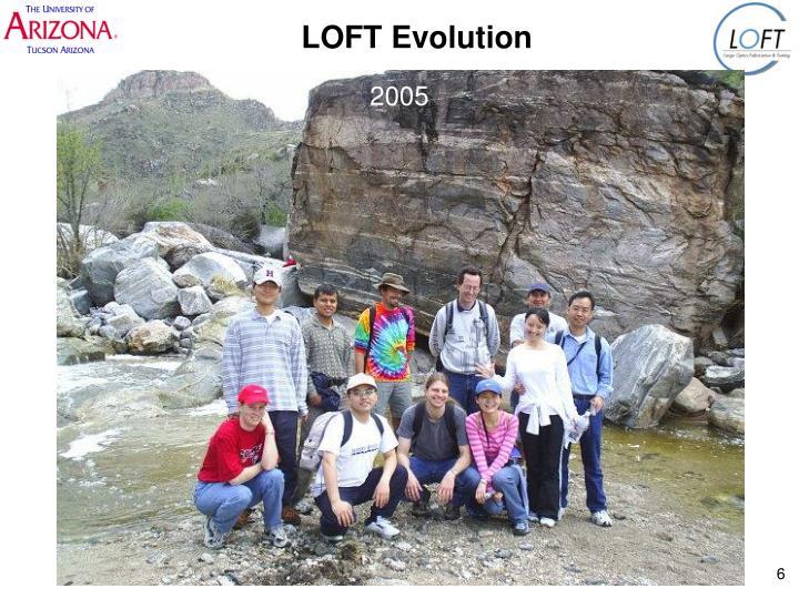 LOFT Evolution