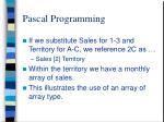 pascal programming7