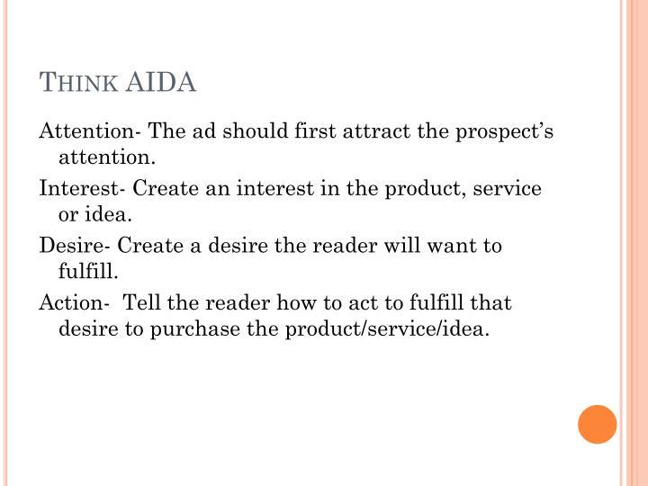 Think AIDA