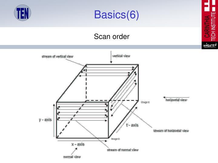 Basics(6)