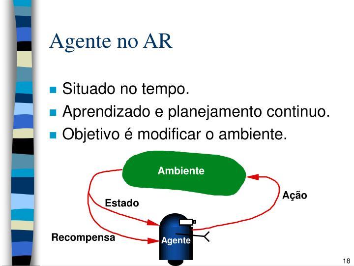 Agente no AR