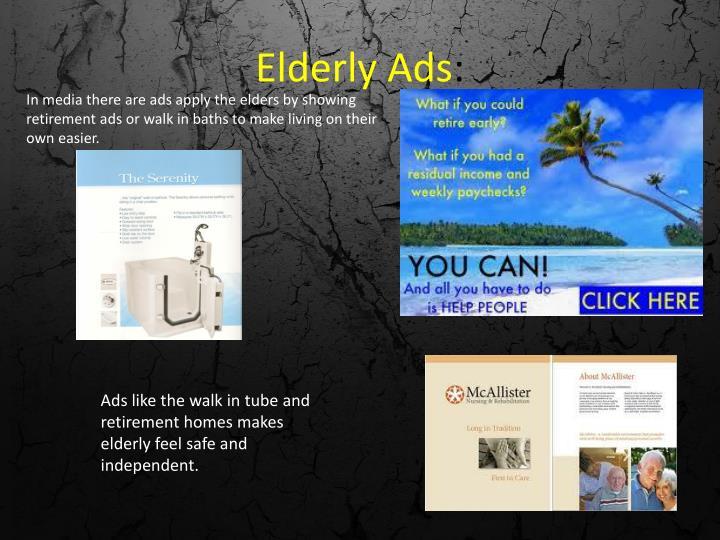 Elderly Ads