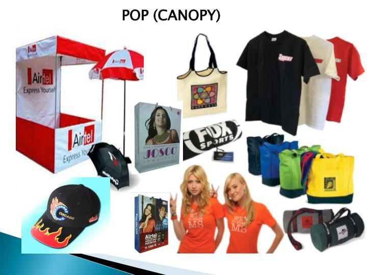 POP (CANOPY)