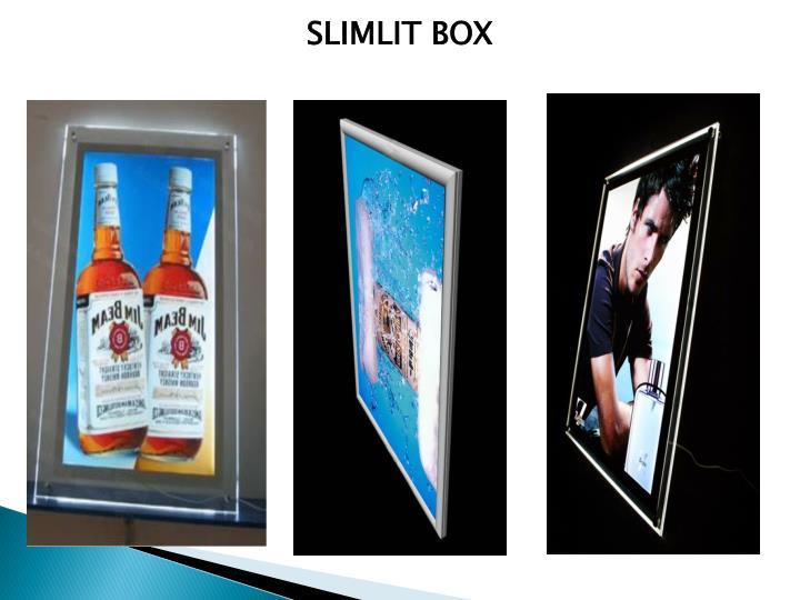SLIMLIT BOX