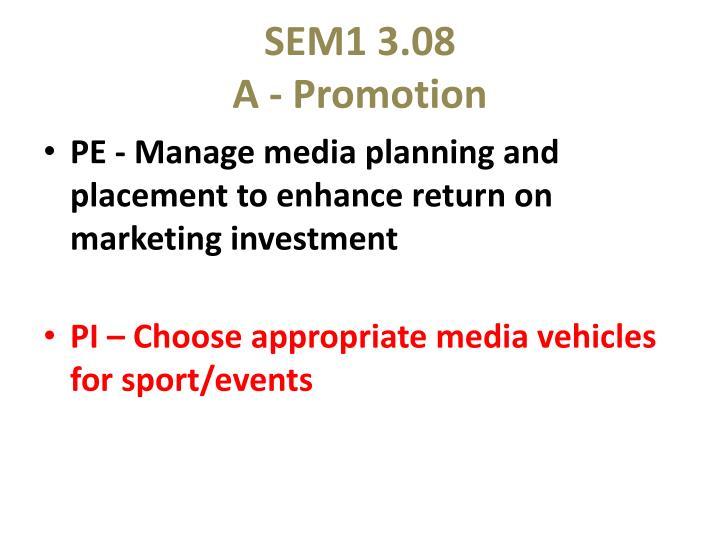 SEM1 3.08