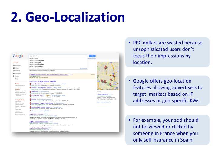 2. Geo-Localization