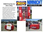 wqik drop key car give a way