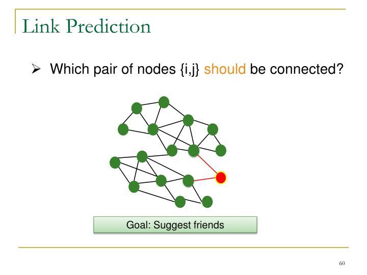 Link Prediction