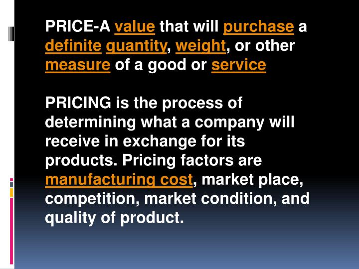 PRICE-A