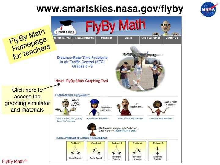 www.smartskies.nasa.gov/flyby