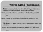 works cited continued1