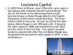 louisiana capital
