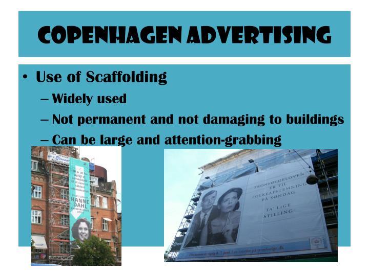 Copenhagen Advertising