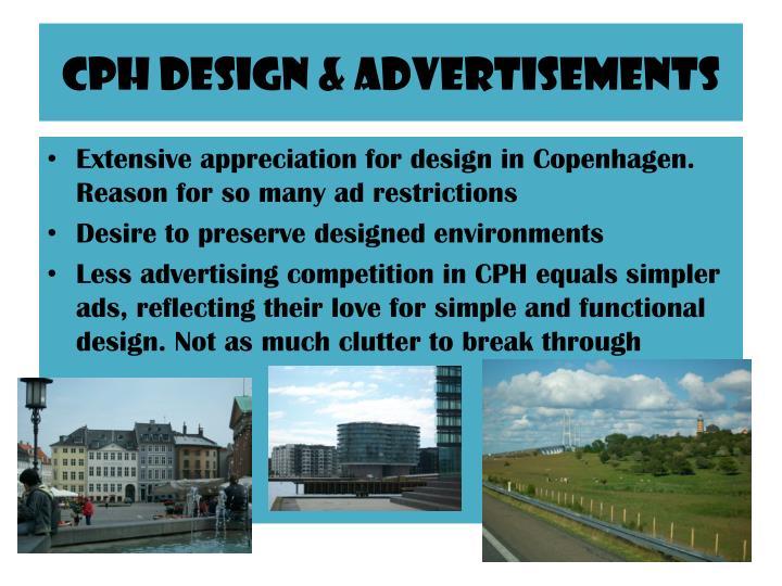 CPH Design & Advertisements