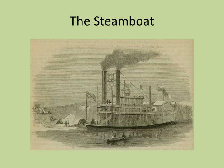 The Steamboat