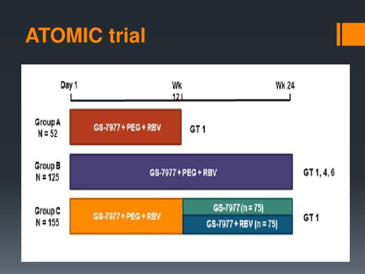 ATOMIC trial