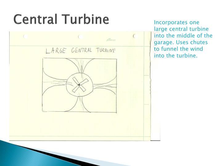 Central Turbine