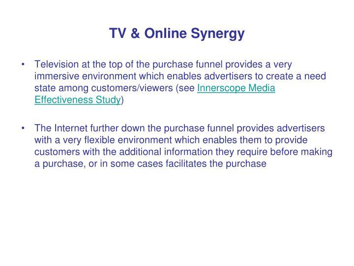 TV & Online