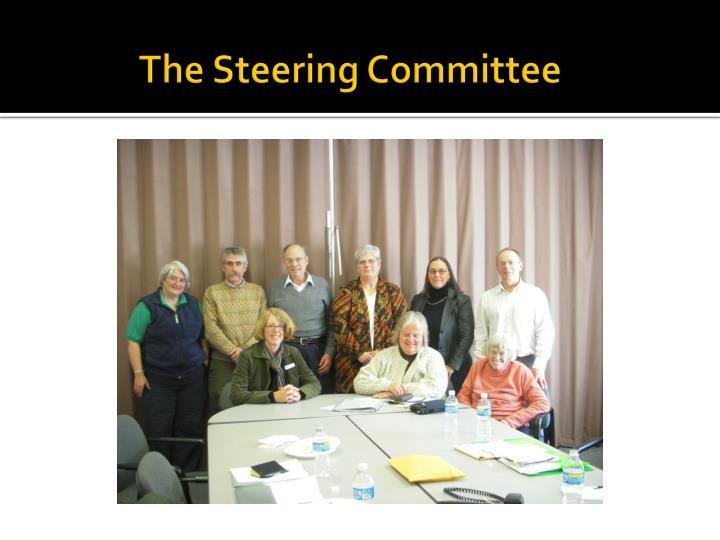 The Steering Committee