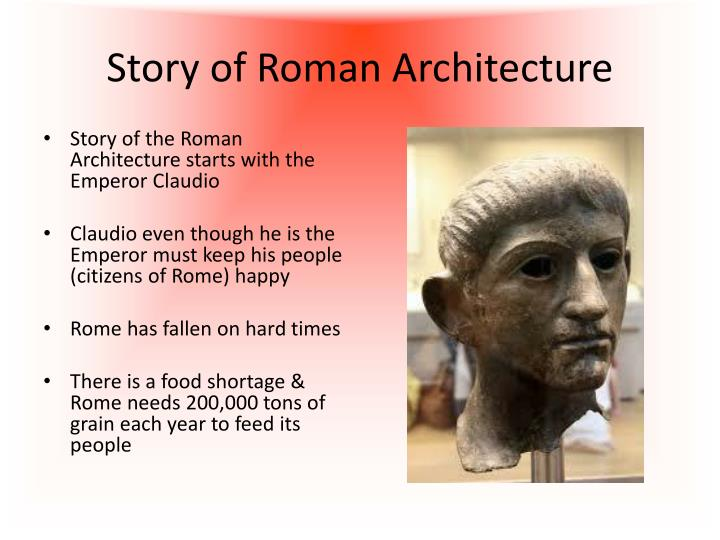 Story of Roman Architecture