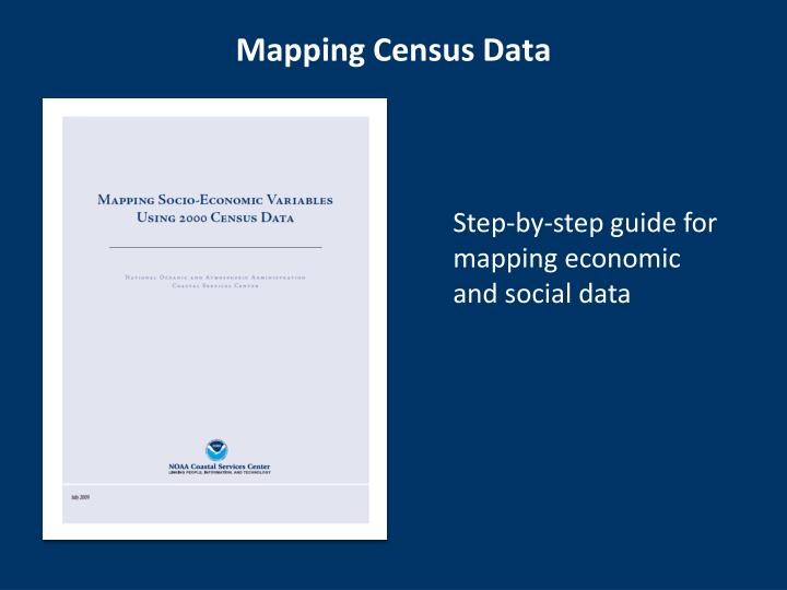 Mapping Census Data