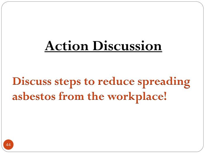 Action Discussion