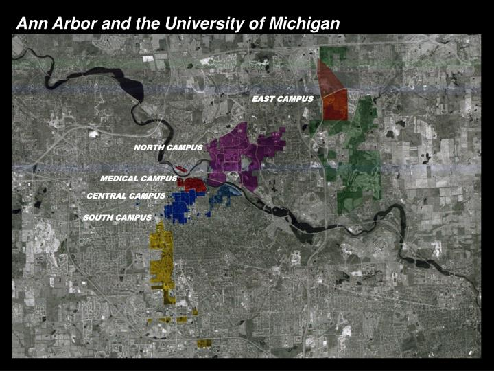 Ann Arbor and the University of Michigan